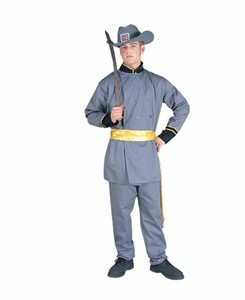 Adult Confederate Civil War Costume