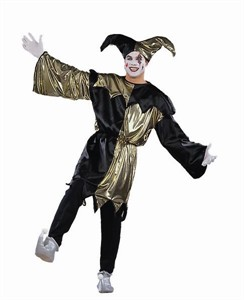 Adult Jolly Jester Costume