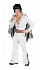 Adult Deluxe Rock Star Costume