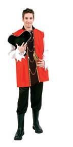 Adult Pirate of Treasure Costume