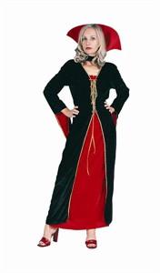 Adult Vampiress Costume