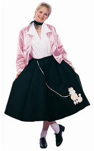 Adult Plus Size Pink Lady Costume