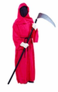 Child Fire-Red Robe