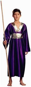 Child Wiseman Costume (purple)