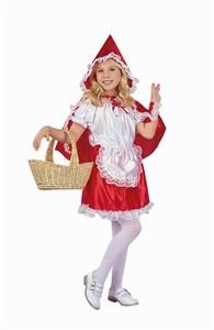 Child Red Riding Hood Costume