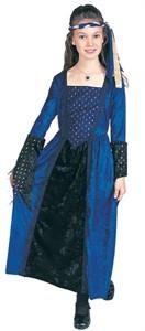 Child Renaissance Girl Costume