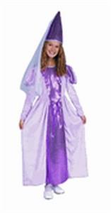 Child Princess Lavender Costume