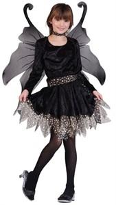 Child Midnight Fairy Costume