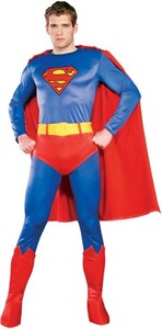 Adult Superman Costume