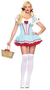 Sexy Diva Dorothy Costume