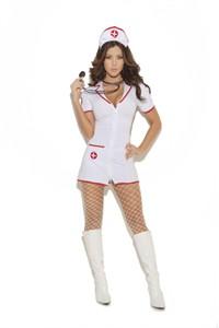 Sexy Nurse Costume - Head Nurse