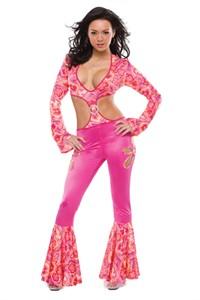 Sexy Radically Retro 60's Costume