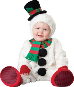Silly Snowman Costume