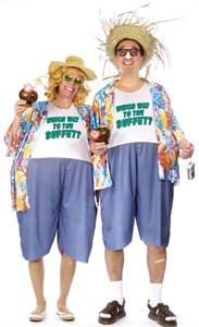 Tacky Tourist Costumes - Set of 2