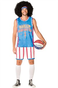 Teen Harlem Globetrotters Uniform