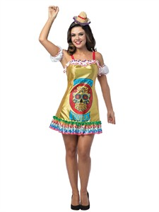 Tequila Dress Costume