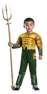 Toddler Aquaman Costume