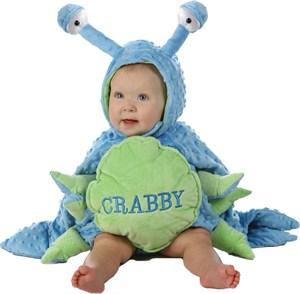 Toddler Crabby Costume