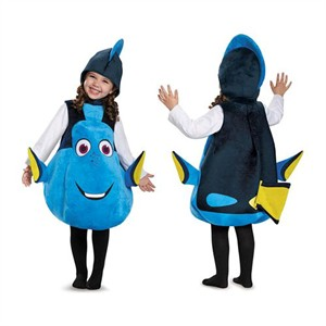 Toddler Dory Costume
