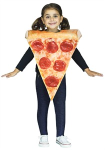 sc 1 st  Find Costume & Toddler Pizza Slice Costume