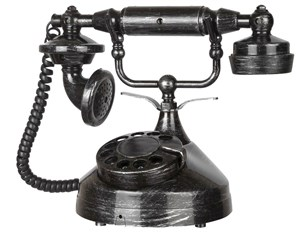 Victorian Style Spooky Phone