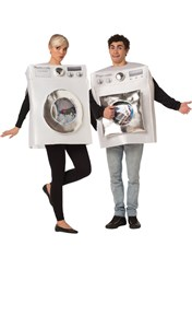 Washer And Dryer Couples Costume