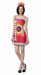 Women's Wrigley's Gum Big Red Dress