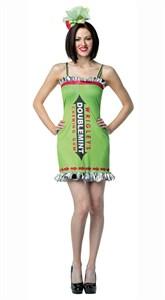 Women's Wrigley's Gum Double Mint Dress