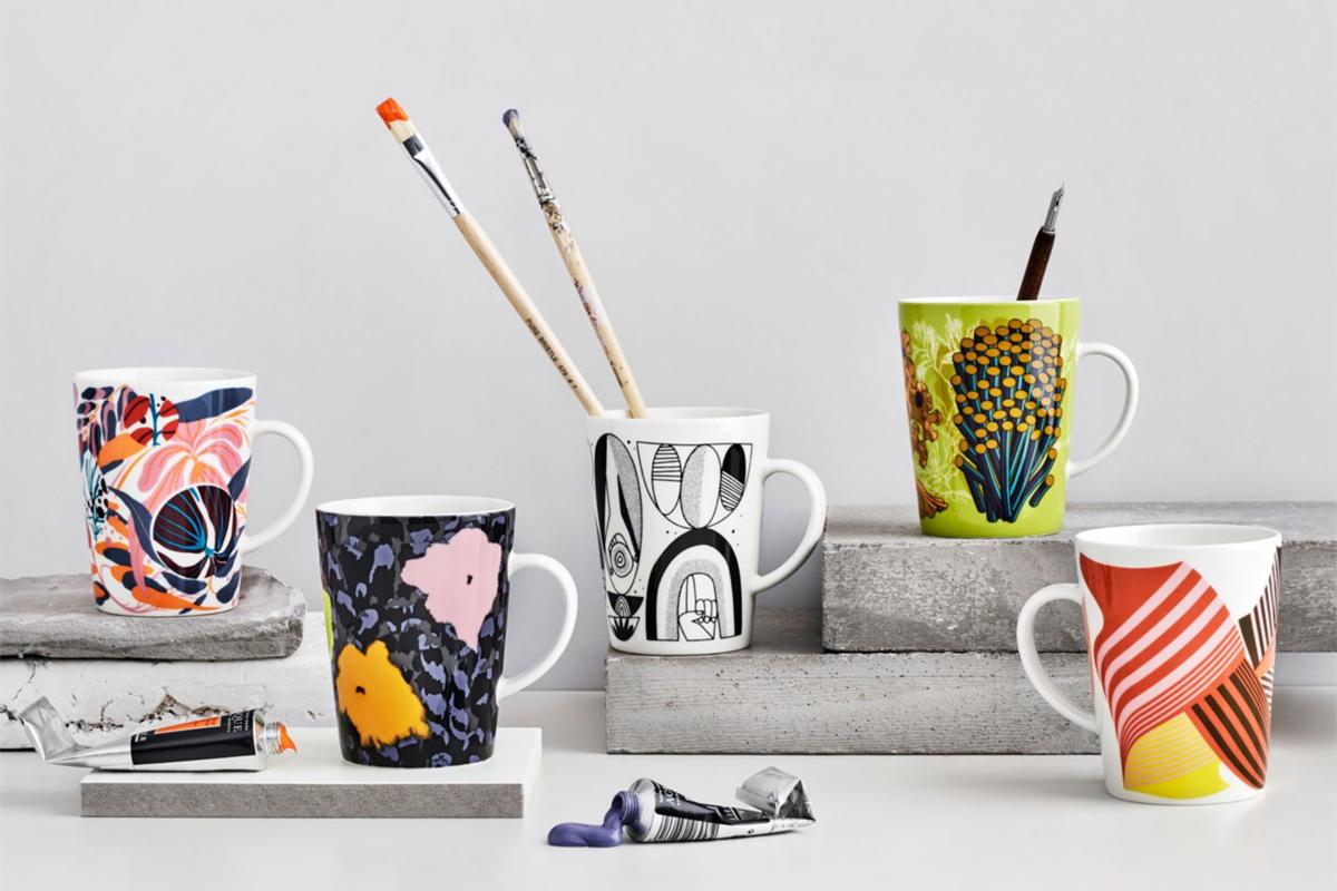 graphics mugs