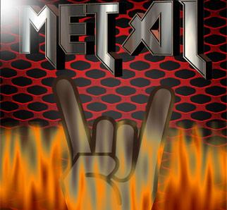 Heavy metal image