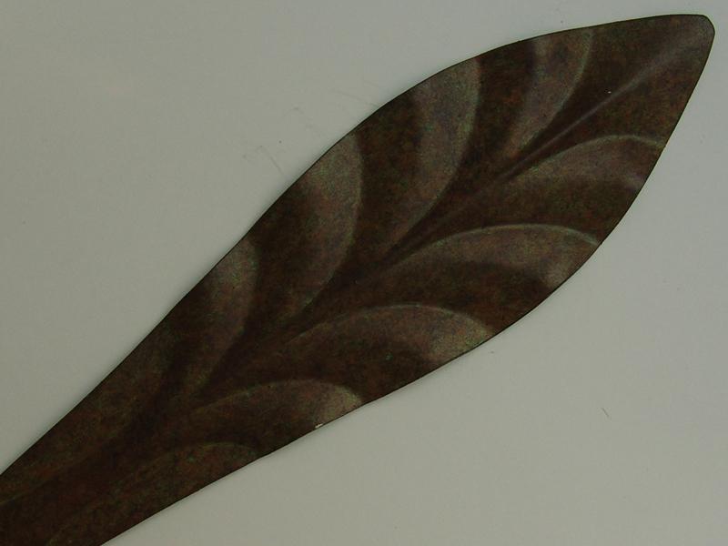 112U- Organic Rust