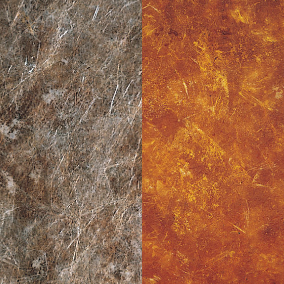 MC- Amber and Almond Mica combination