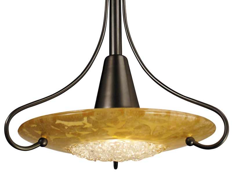MB/GL-Mahogany Bronze and Gold Leaf