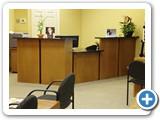 Normandy Reception Desk