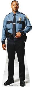 Life Size Policeman Standee