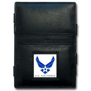 Air Force Jacob's Ladder Wallet