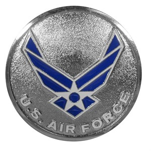 Air Force Logo Hitch Cover
