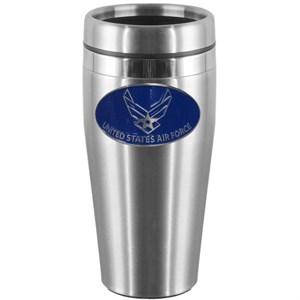 Air Force Steel Travel Mug