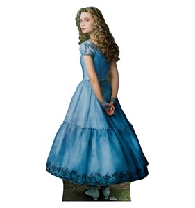 Alice in Wonderland Cardboard Cutout