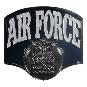 Alternate Air Force Hitch Cover