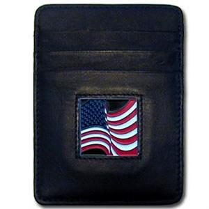 American Flag Money Clip