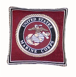 Marine Pillow - Heroes Collection