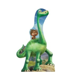 Arlo & Spot Disney/Pixars The Good Dinosaur Cardboard Cutout