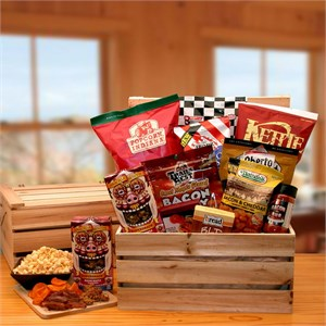 Baconator Gift Crate