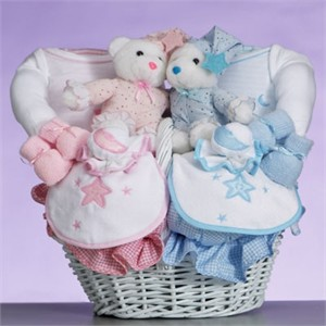 Twins Celestial Gift Basket