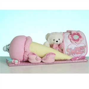 Baby Nice Cream Gift<br> for Girl