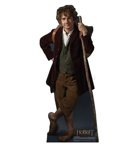 Bilbo Baggins The Hobbit Cardboard Cutout