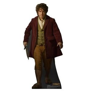 Bilbo The Hobbit: The Desolation of Smaug Cardboard Cutout