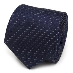 Blue Pattern Men's Tie