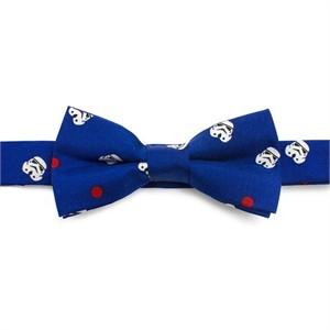 Blue Trooper Dot Boys Bow Tie